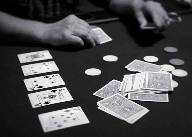 Le poker et le scrub