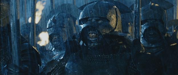 Le cinéma numérique et les stratégies de représentation du champ de bataille