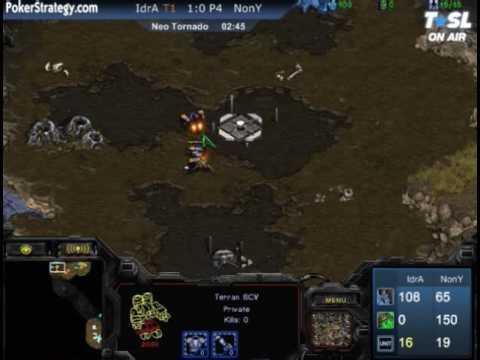 La stratégie comme processus cognitif dans le jeu vidéo StarCraft (mémoire de maîtrise)