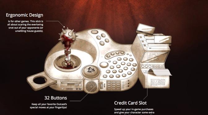 Optimiser les micro-transactions: le poisson d'avril de Blizzard