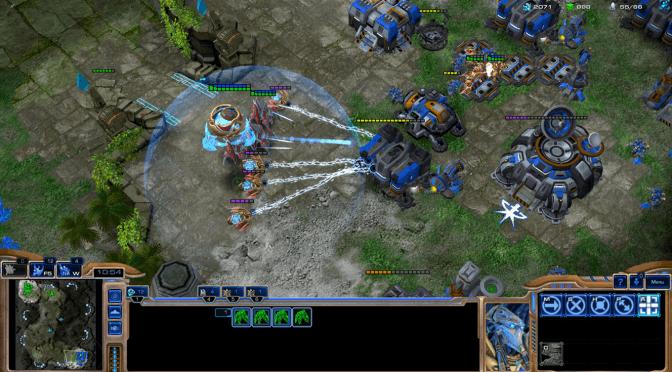 StarCraft II: Un déclin des compétences motrices à 24 ans