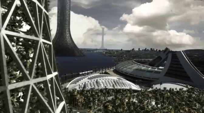 SeldonX, une web série québécoise de science-fiction