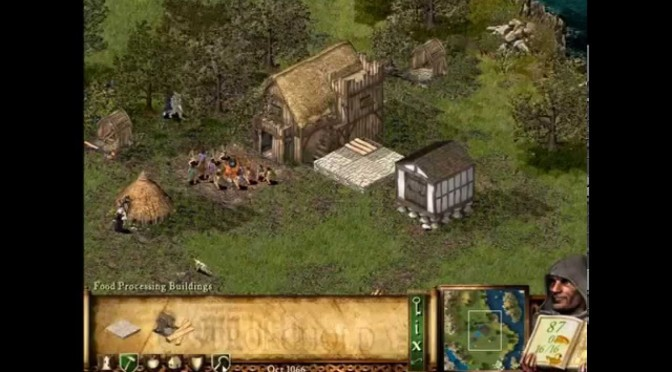 Stronghold (Firefly Studios, 2001) – Military Campaign, mission 1