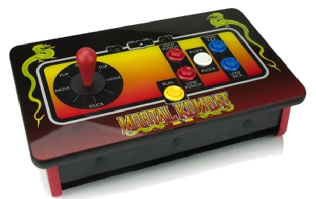 Mortal Kombat - controller