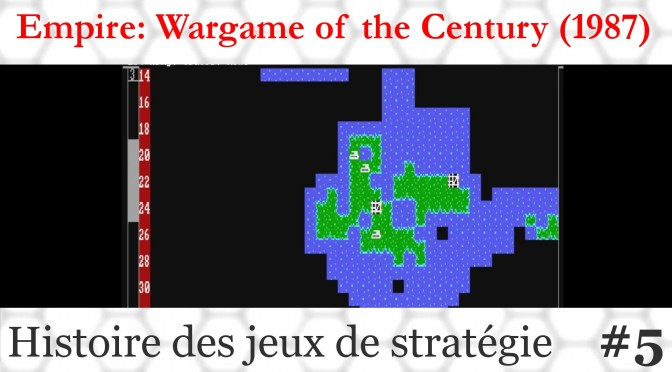 Empire: Wargame of the Century (1987)