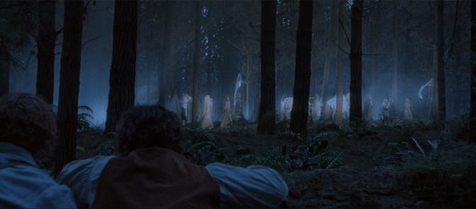 The Fellowship of the Ring et le sindarin