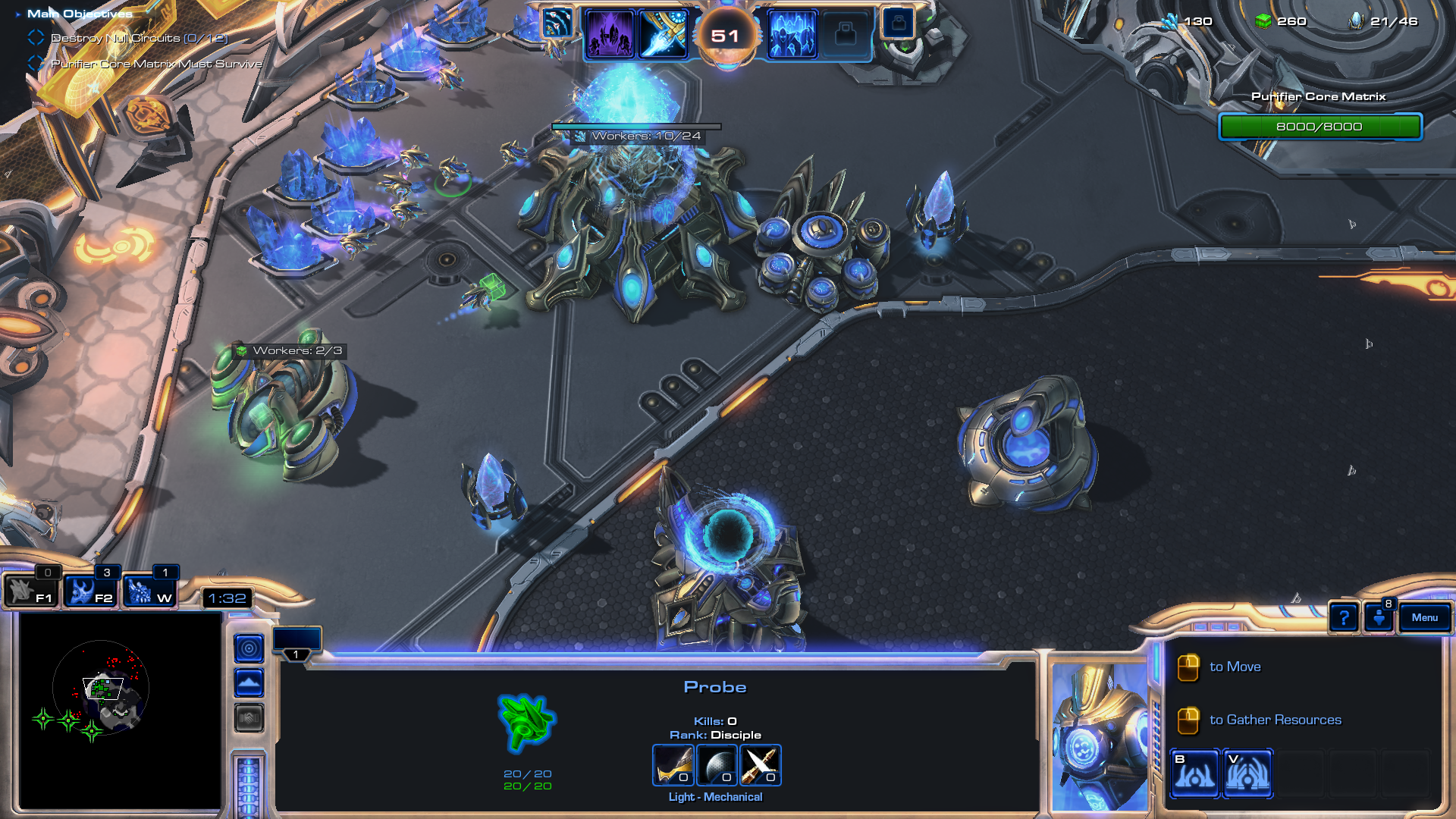 StarCraft II en mode campagne