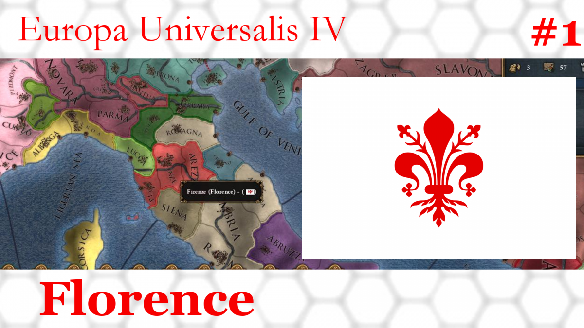 Europa Universalis IV – Florence