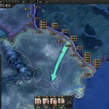 Hearts of Iron IV (Paradox Development Studio, 2016) – URSS