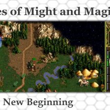 On joue à Heroes of Might and Magic III à la campagne « New beginning »