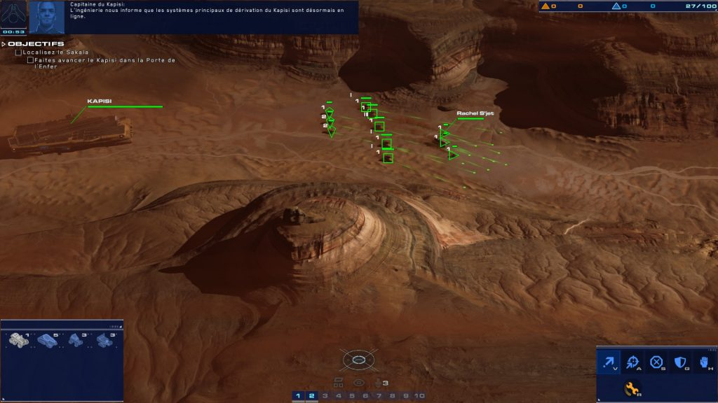 Homeworld: Deserts of Kharak (Blackbird Interactive, 2016)