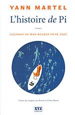 Yann Martel - L'histoire de Pi (2001)