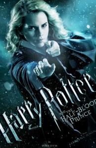 Harry Potter and the Half-Blood Prince (une des affiches promotionnelles)