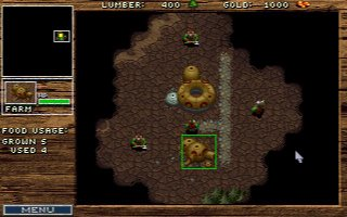Warcraft : Orcs and Humans (Blizzard Entertainment, 1994)